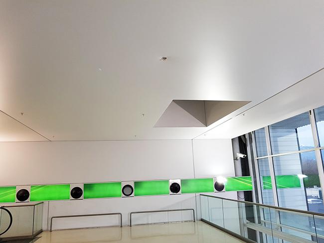 Plafond Tendu Local professionnel
