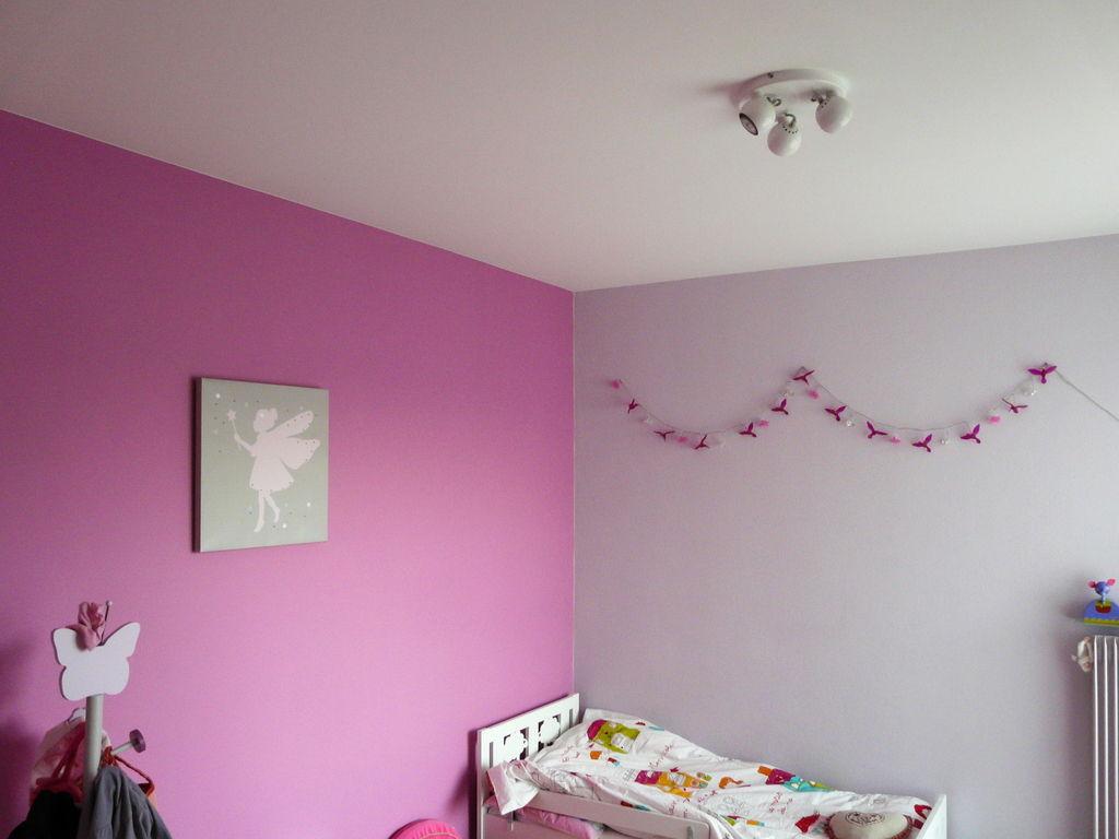 Plafond tendu chambre